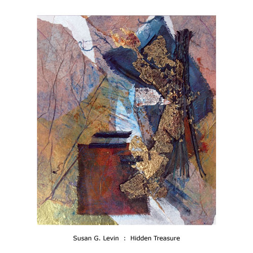Susan G. Levin : Hidden Treasure