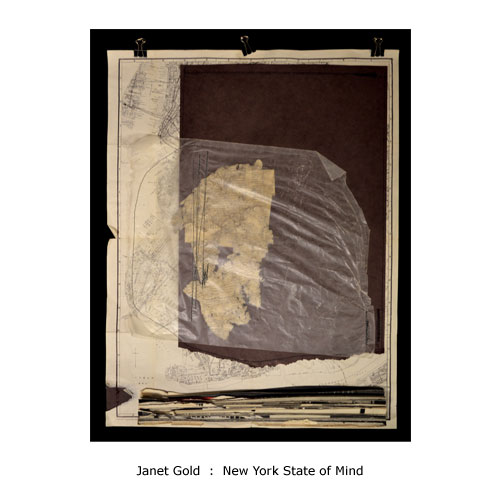 Janet Gold : New York State of Mind